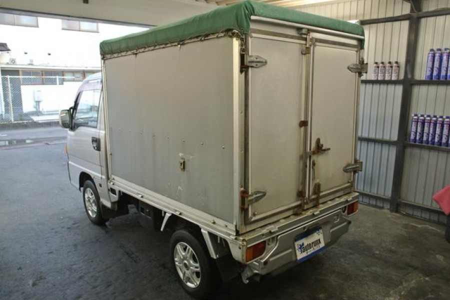 second hand mini trucks from Japan