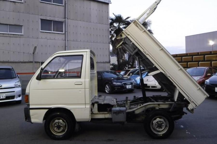 dump bed mini truck