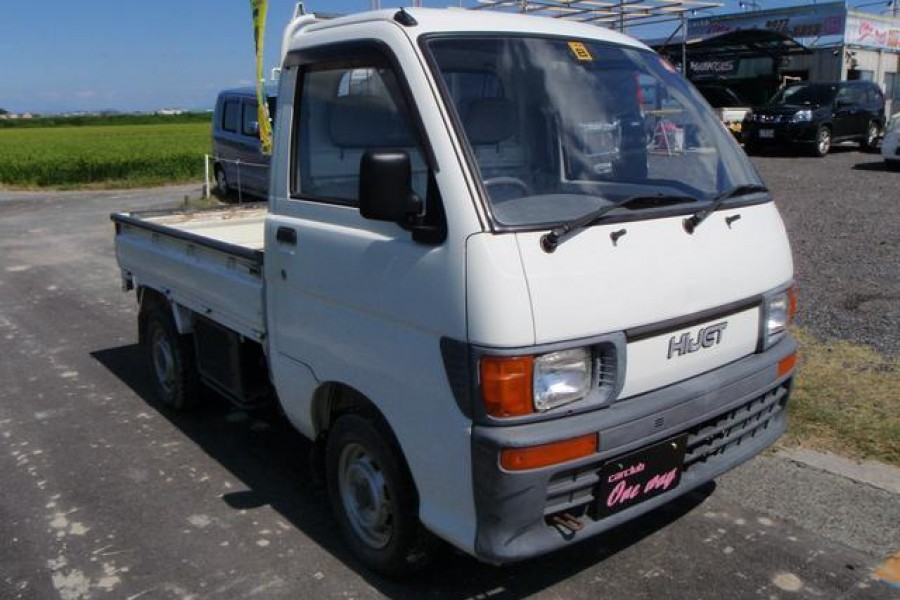 kei mini trucks