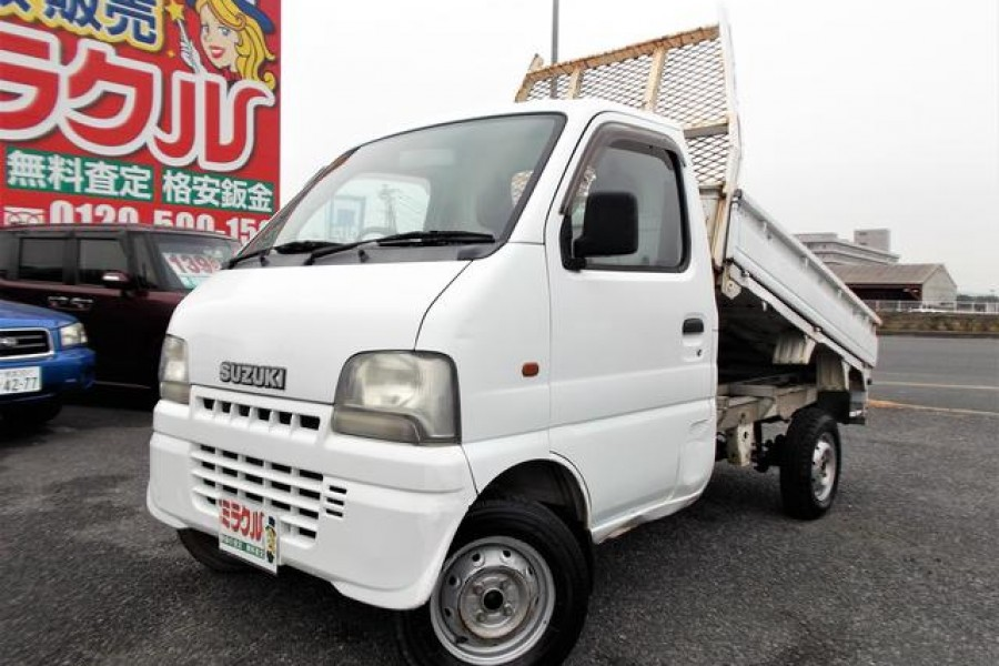 importing Suzuki Carry mini truck from Japan to Australia