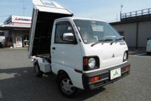 Mitsubishi Minicab Truck Japanese dump bed mini trucks