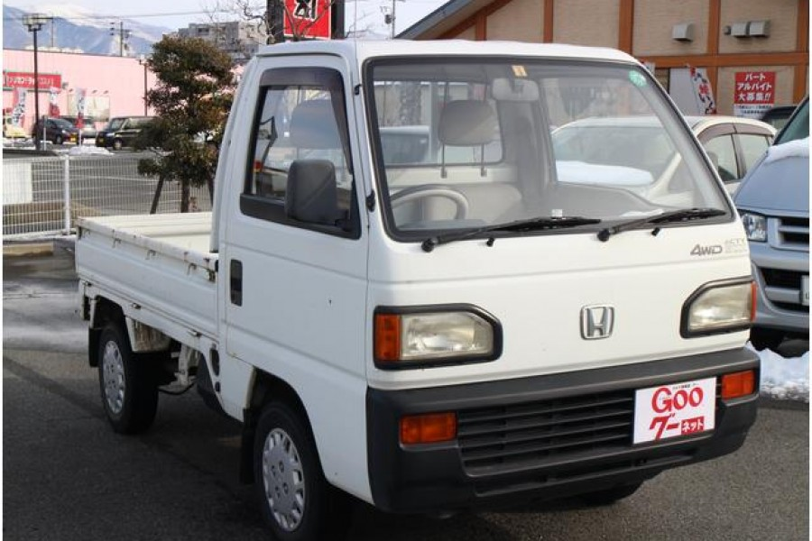 What You Need To Know About 4x4 Honda Acty Mini Truck