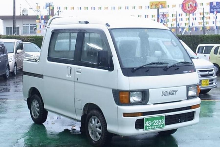 used japanese mini van