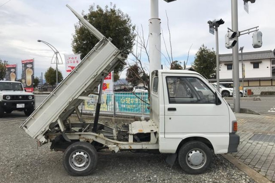 街头合法的日本迷你卡车出售