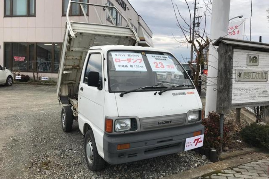 日本微型卡车在新泽西发售