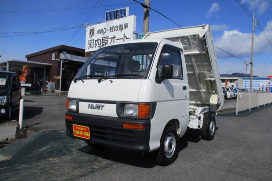 在蒙大拿州出售的日本迷你卡车