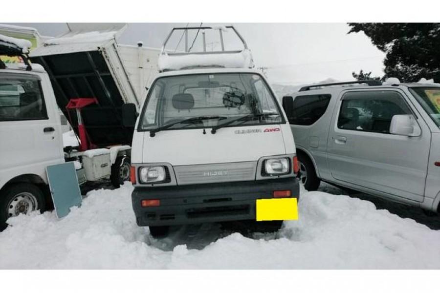 Kei Truck Camper – Japanese Caravan Mini Trucks