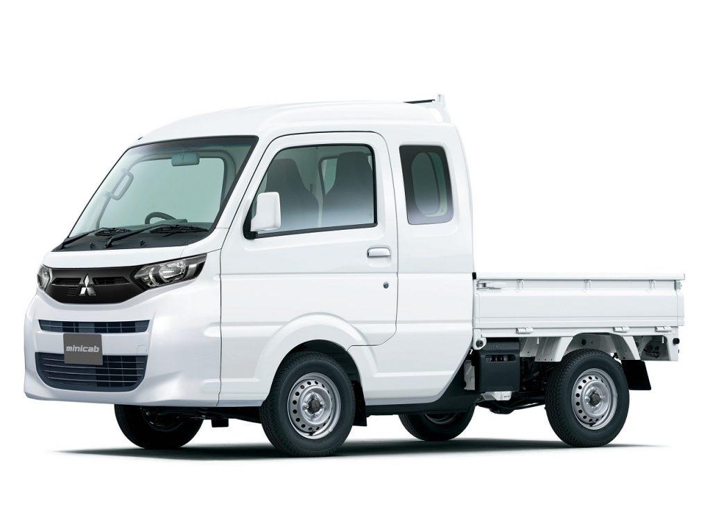 Mitsubishi Mini Kei Truck for the 2021 generation.